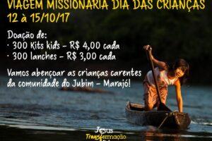 Dias Das Crianças No Jubim/Marajó