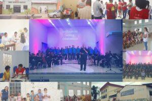 Viagem Missionária  Em Marabá  2017