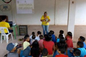 Viagem Missionária e Abertura da Campanha de Missões Mundiais 2018 no Jubim