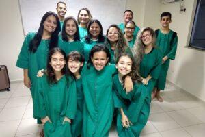 Batismos de Maio de 2018