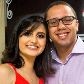 5.Carlos e Amanda Pimentel