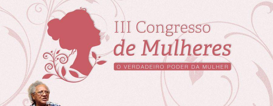 III Congresso de Mulheres