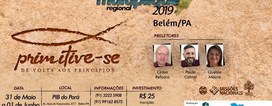 Congresso Multiplique Regional 2019